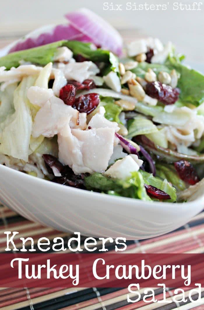 Kneaders Turkey Cranberry Salad | Recipe | Cranberry salad ...