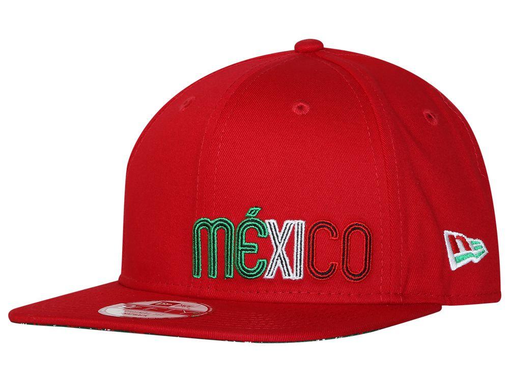 La gorra de México es la gorra oficial del Comité Olímpico Mexicano. Las  gorras New Era se van a Río 2016 acompañando a los atletas mexicanos. 8e5abe44822