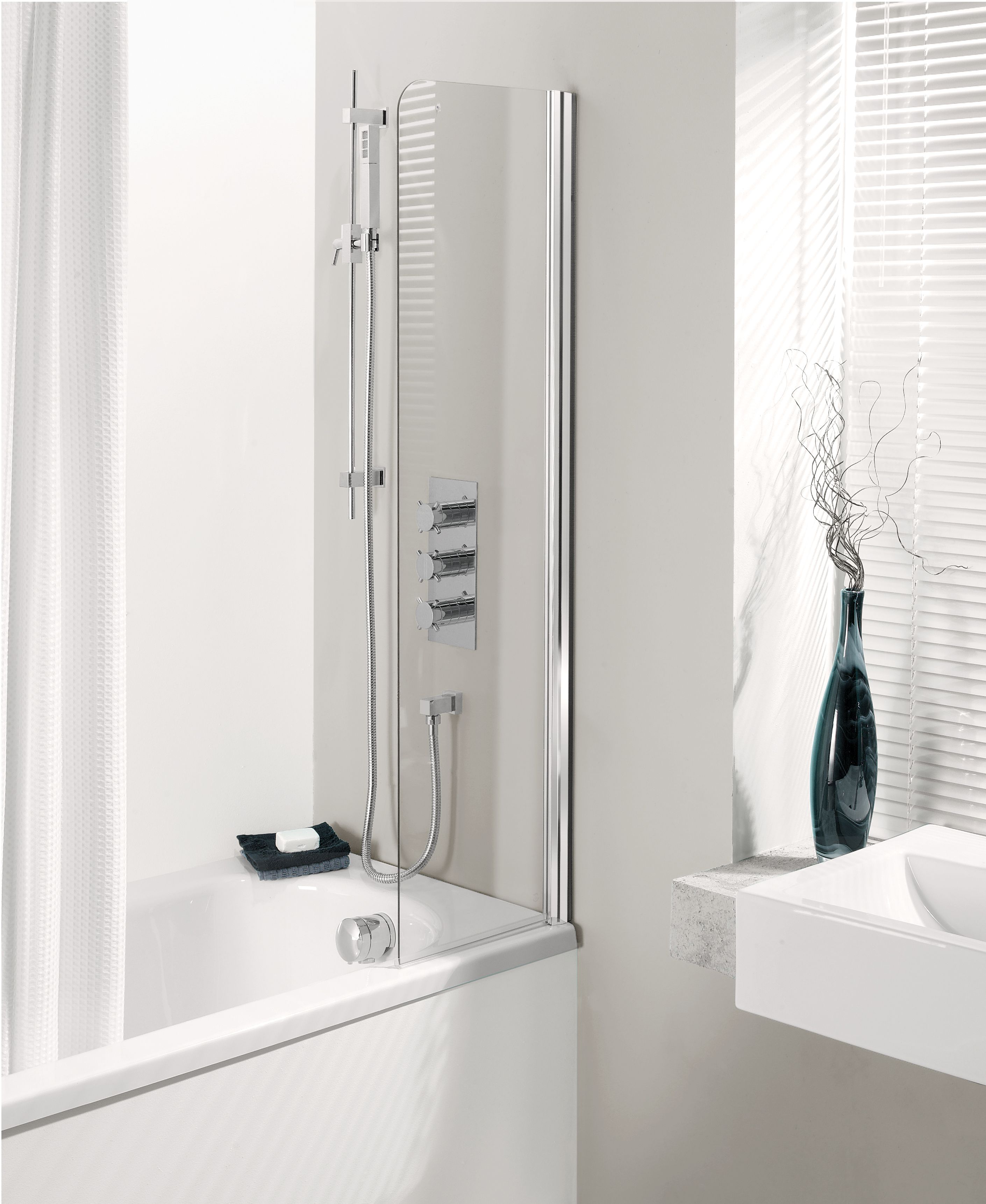 Supreme Bathroom Bath Guard from Crosswater http://www.simpsons ...
