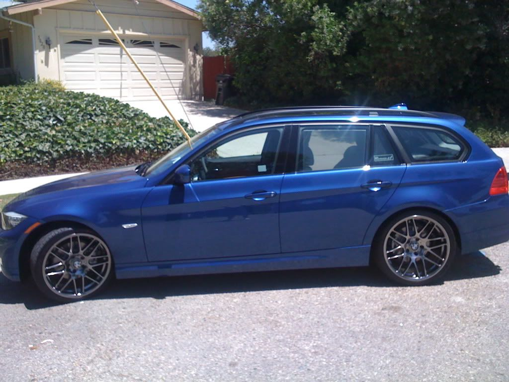 18 Vs 19 Inch Wheels On 328 E90 With Images Bmw Bmw 328 Bmw