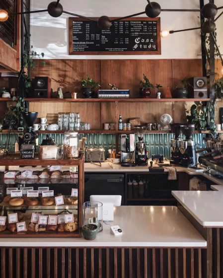 Girlinthepark Eskimo Case Study Coffee Alberta Vintage Coffee Shops Coffee Shops Interior Cafe Decor