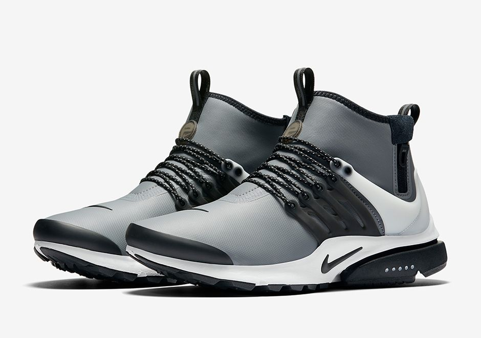 1298408236af10 ... 7 colorways of the upcoming Nike Presto Mid Utility will be arriving at…