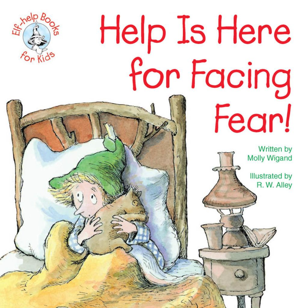 Help Is Here For Facing Fear Ebook Livros De Historias
