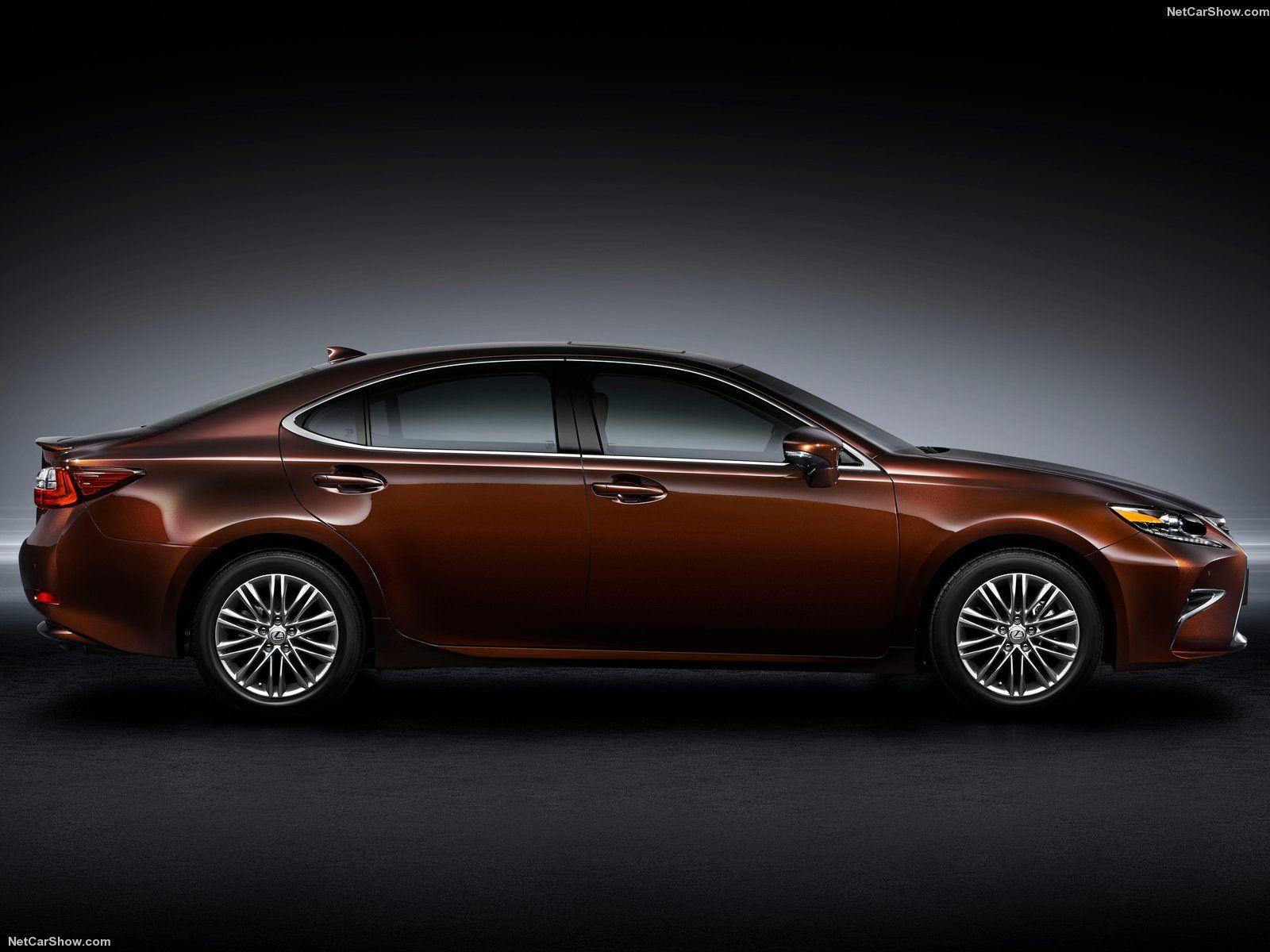 2016 Lexus ES Lexus es, Lexus, Luxury cars