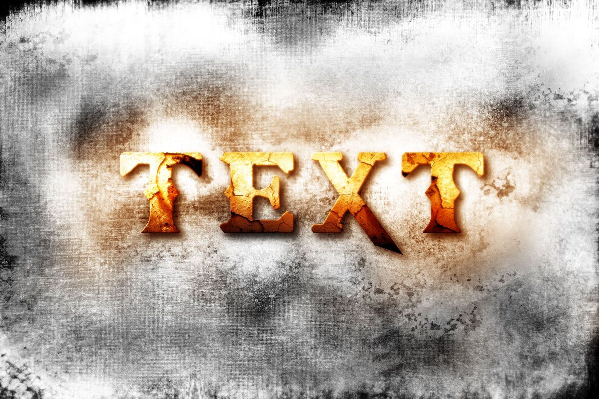 In this tutorial i will show the processes involved in designing design an awesome cracked text effect in photoshop currently viewing photoshop tutorials from photoshop lady baditri Images