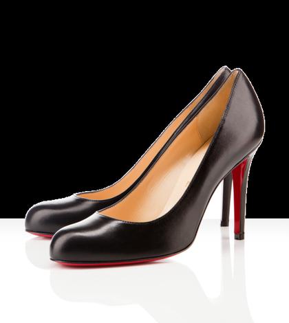 47b01301ab5 Christian Louboutin - shop online simple pump leather black pumps ...