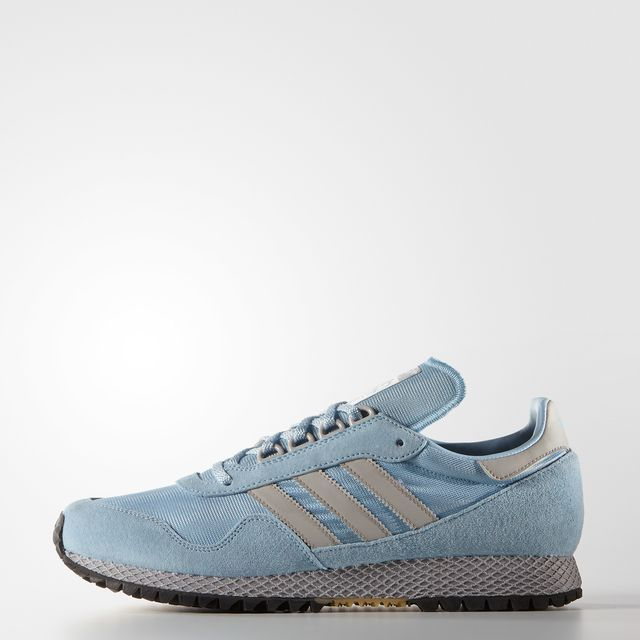 adidas New York Spezial Shoes - Blue | adidas UK