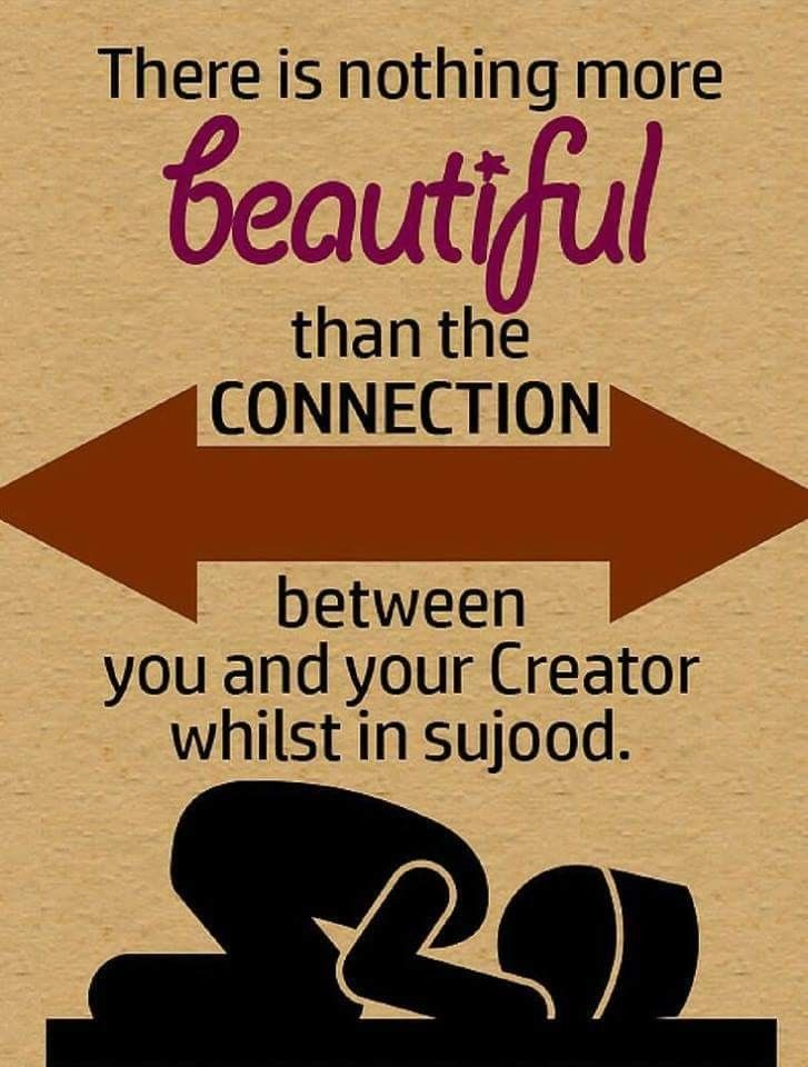 There is nothing more beautiful than the connection between