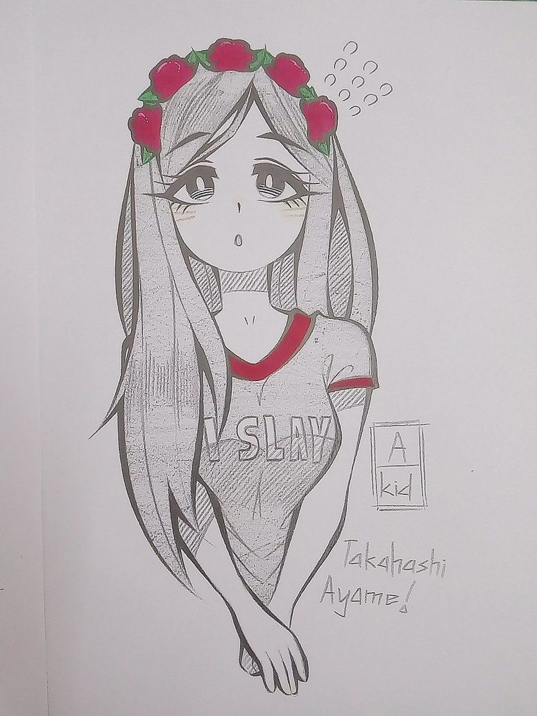 The Roses Cartoon Artist Anime Drawings Sketches Cute Art
