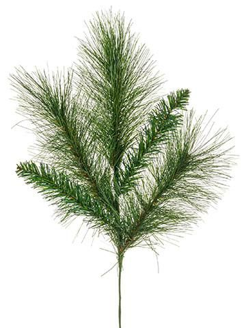 Sale Artificial Indoor Outdoor Long Needle Pine Spray 20 Tall Holiday Centerpieces Diy Holiday Centerpieces Christmas Greenery