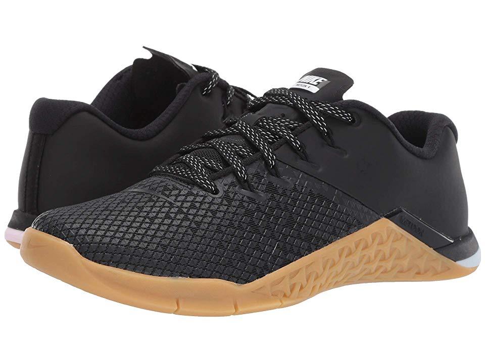 admiración Escarpado Idear  Nike Metcon 4 XD X Women's Cross Training Shoes Black/Black/Gum Medium  Brown | Nike training shoes, Nike metcon, Womens training shoes