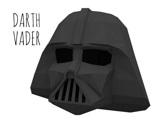 darth vader helmet template for print instruction. Black Bedroom Furniture Sets. Home Design Ideas