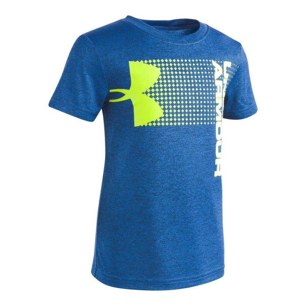 06712c14f9 Boys' Pre-School UA New Hybrid Big Logo T-Shirt | Under Armour US ...