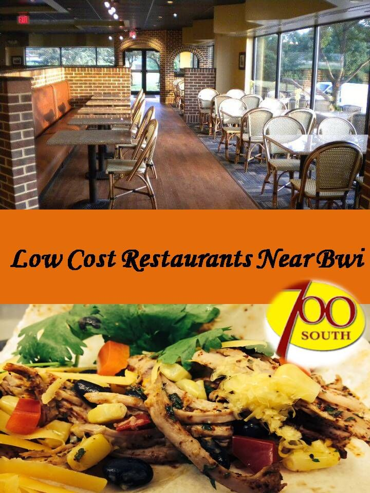 Here You Can Find Low Cost Restaurants Near Bwi We Provide
