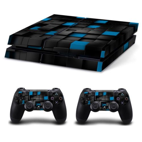 Skin-Sticker-Vinyl-Decal-Cover-For-PlayStation4-PS4-Console-Controllers-skins