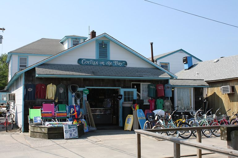 Corliss hardware fair harbor fire island ny vacation