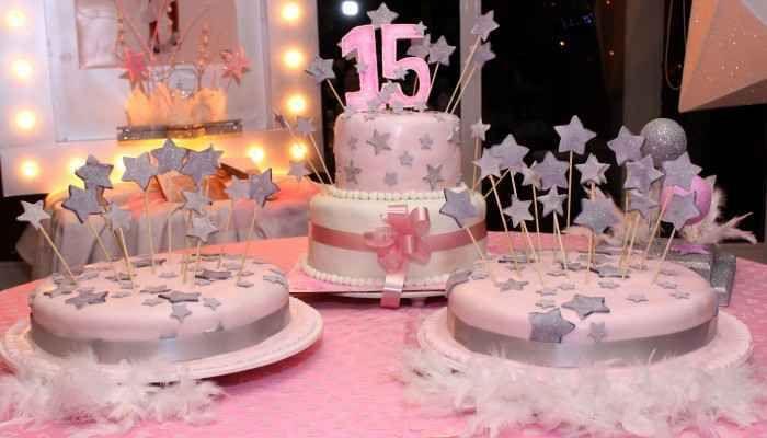 Como Hacer Una Torta De 15 Años Como Adornar Tortas De Xv
