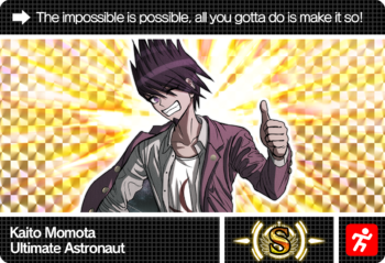 Pin On Danganronpa V3 S Rank Chihiro is implied (or canonically) to be interested in astronomy and not having an interaction in the ultimate talent development plan with him and kaito was a huge disappointment for me. pin on danganronpa v3 s rank