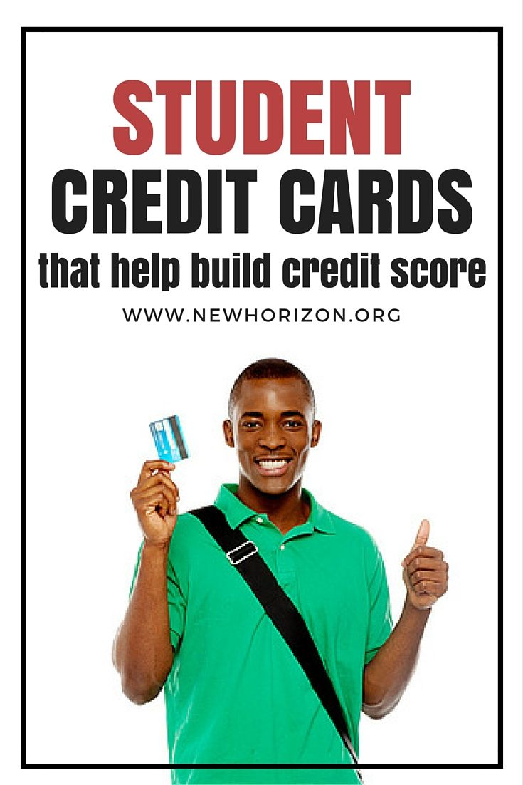 Best Student Credit Cards - Helps build your credit score
