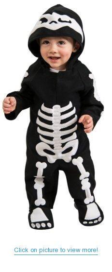 Rubie's Costume Baby Skeleton Romper Costume #Rubies #Costume #Baby #Skeleton #Romper