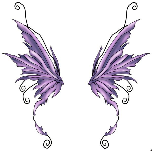 Fairy Wing Tattoos For Women Images Of Angel Tattoo Designs