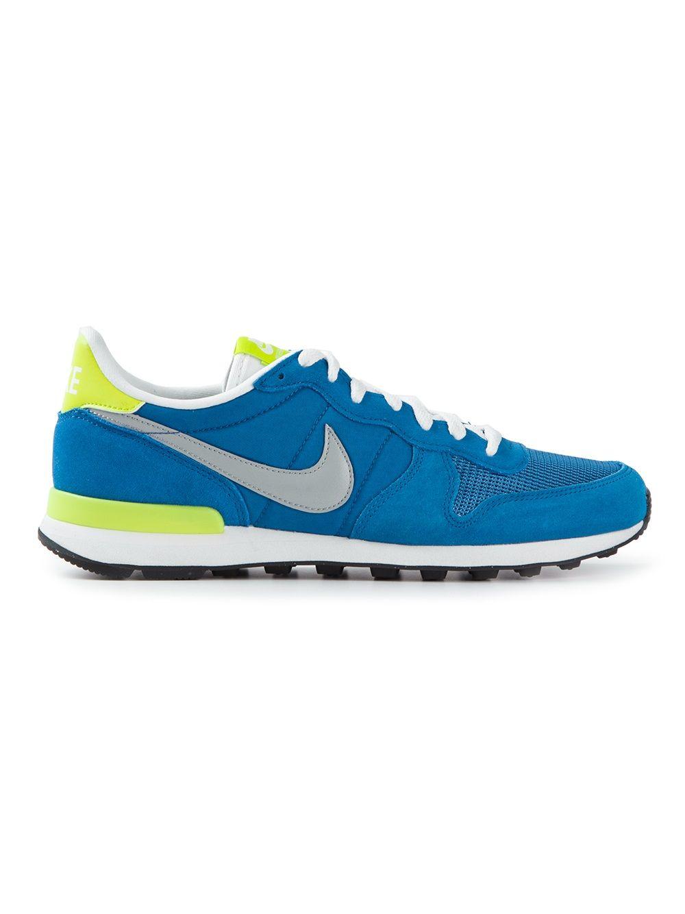 transferencia de dinero Influencia Hacer bien  Nike 'vintage' Trainer - Jofré - Farfetch.com | Nike de época, Zapatillas  bajitas, Zapatillas nike