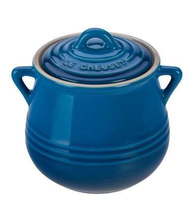 Le Creuset Heritage Stoneware 20 Oz Mini Bean Pot Dillards Com