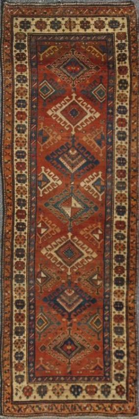 Keivan Woven Arts Type Heriz Origin Iran Size 3 8 X10 9 Circa 1900 Kilim Halilar Mobilya