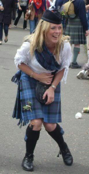 Scottish women in stockings pics 797