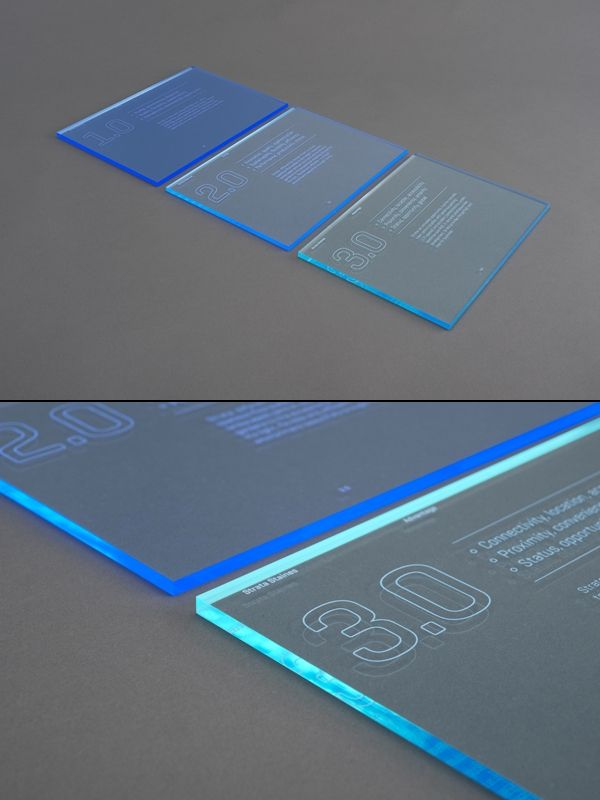 Clear Thick Cards Clear Business Cards Transparent Business Cards Business Cards