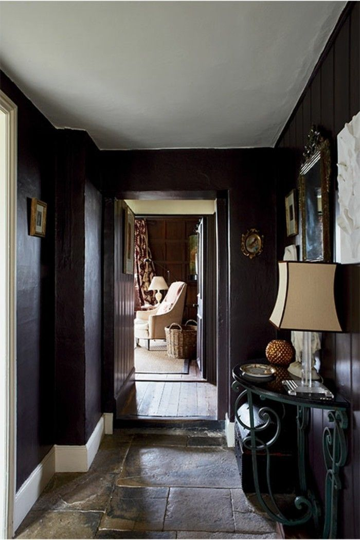 1001 ideen f r dunklen flur heller gestalten tipps und tricks flur gestalten dunkel und flure. Black Bedroom Furniture Sets. Home Design Ideas
