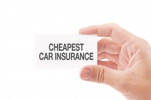 Who Has The Cheapest Auto Insurance Cheap Car Insurance