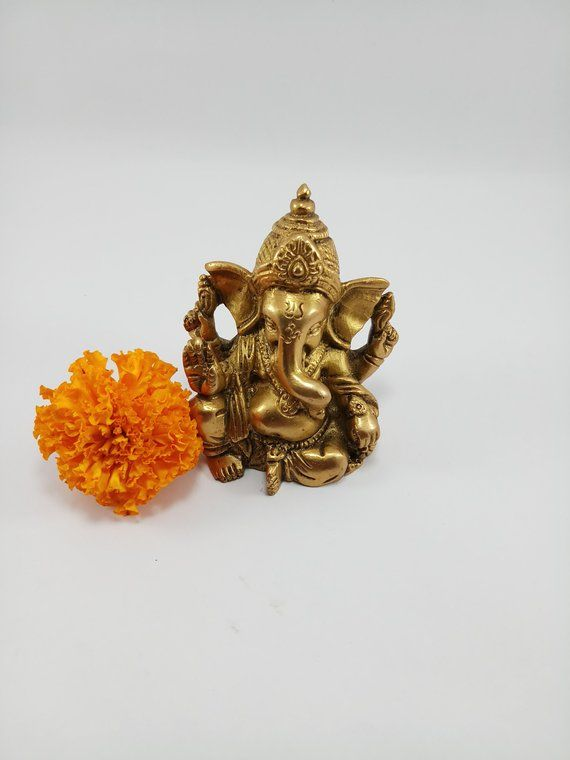 Pin by trinetra enterprises on brass lord ganesha pinterest ganesh and also rh