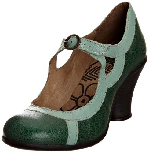 9cddcc7d Fly London Women's Peak Mary Janes: Amazon.co.uk: Shoes & Accessories
