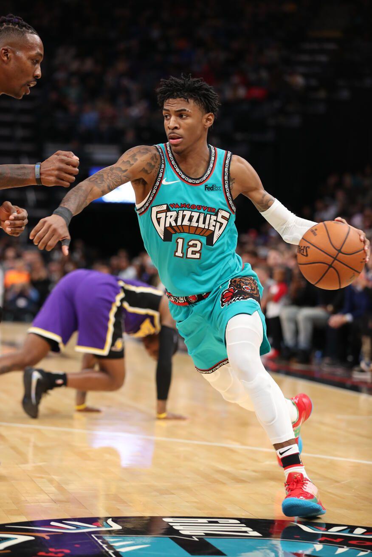Grizzlies Vs Lakers Photos  Best Nba Players Memphis