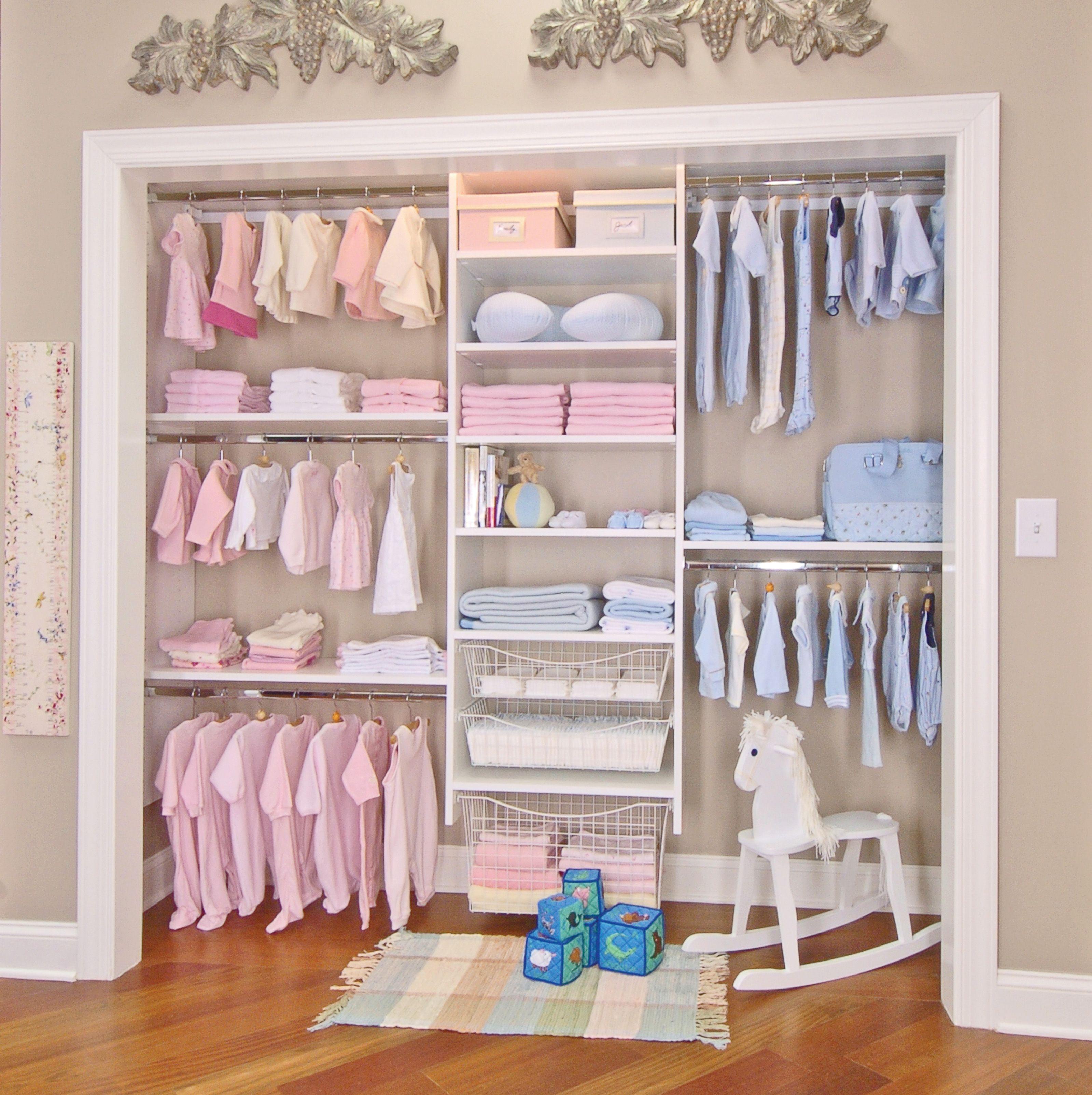 Pin De Fernanda Macedo En Baby Nursery Ideas Pinterest  # Muebles Vestidores Para Bebes