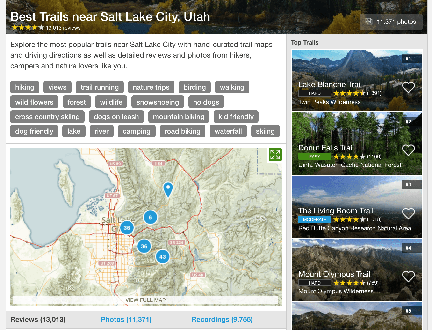 The Best Trail Finder Apps and Websites for Discovering