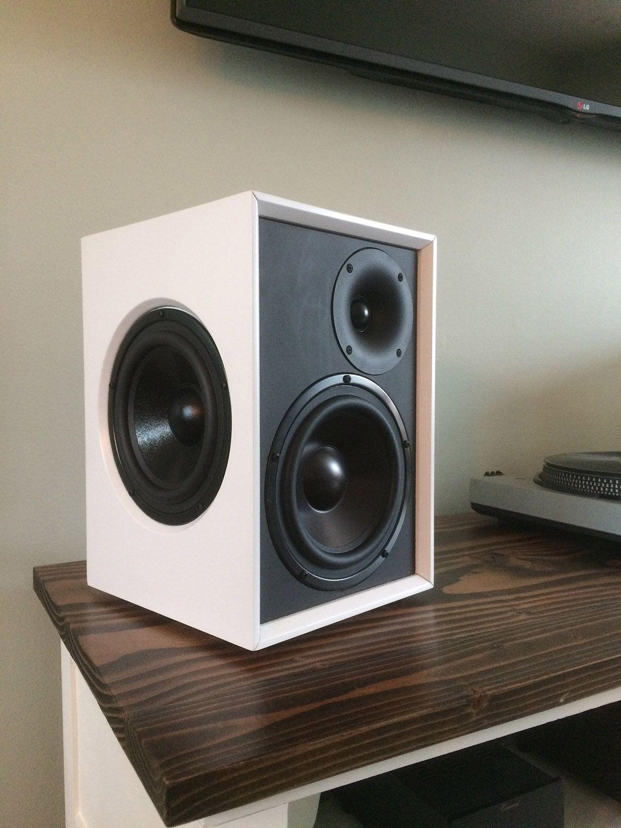 Skema box speaker woofer search results woodworking project ideas - Designer Grant Gustavsen Project Category Bookshelf Speakers Project Level Intermediate Project Time
