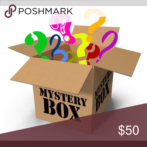 Ladies Mystery Box 📦 5/25 Small Mystery box, Mystery