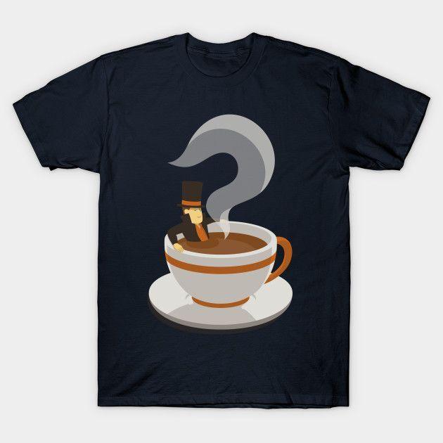 Mystery Tea - Mens T-Shirt