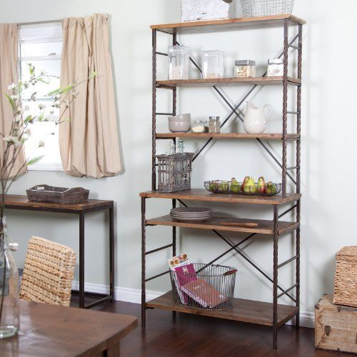 Townsend Bakers Rack By Finley Home 229 98 36 6w X 18d X 77h