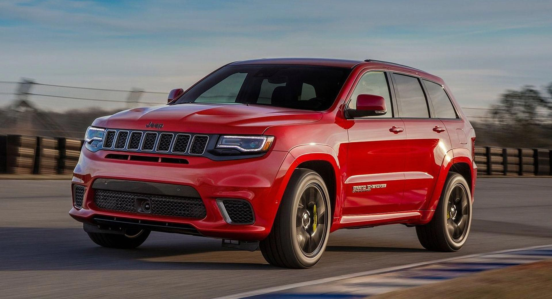 Jeep S Having Trouble Keeping The Grand Cherokee Trackhawk