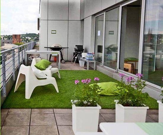 tapis gazon synthetique patio home