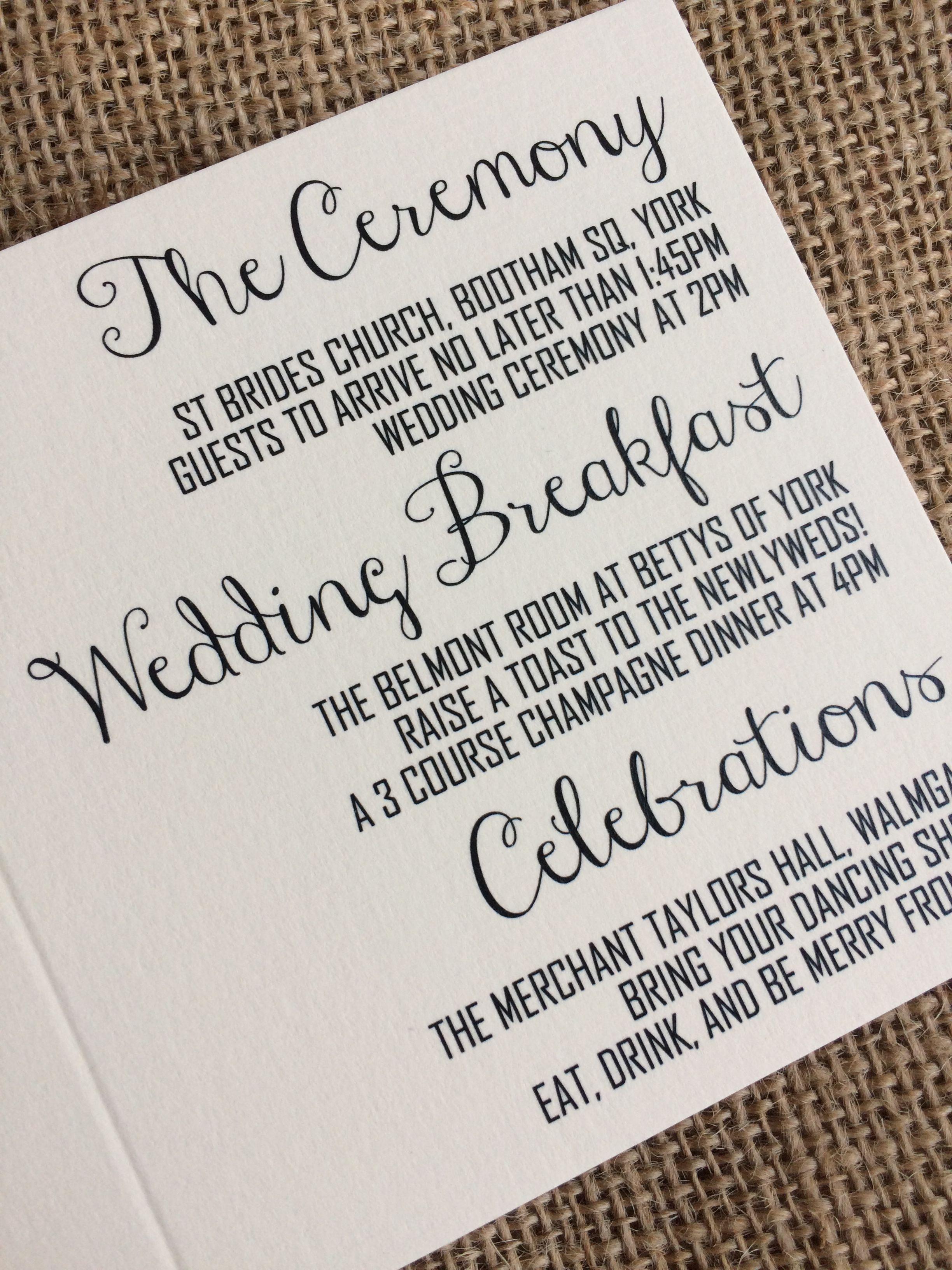 Wedding invitation handmade personalised ivory diy lace jute rustic