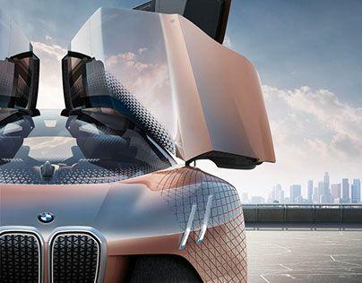 Bmw Vision Next 100 2016 Bmw Unique Cars Concept Cars