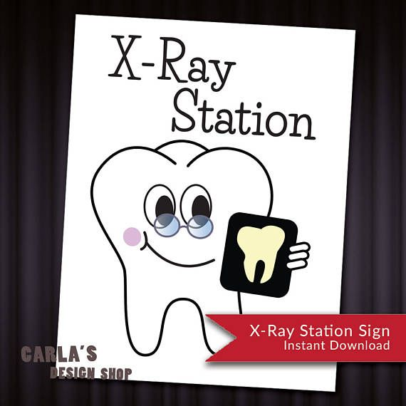 X ray station sign with silly tooth holding an xray this is a do it x ray station sign with silly tooth holding an xray this is a do solutioingenieria Images