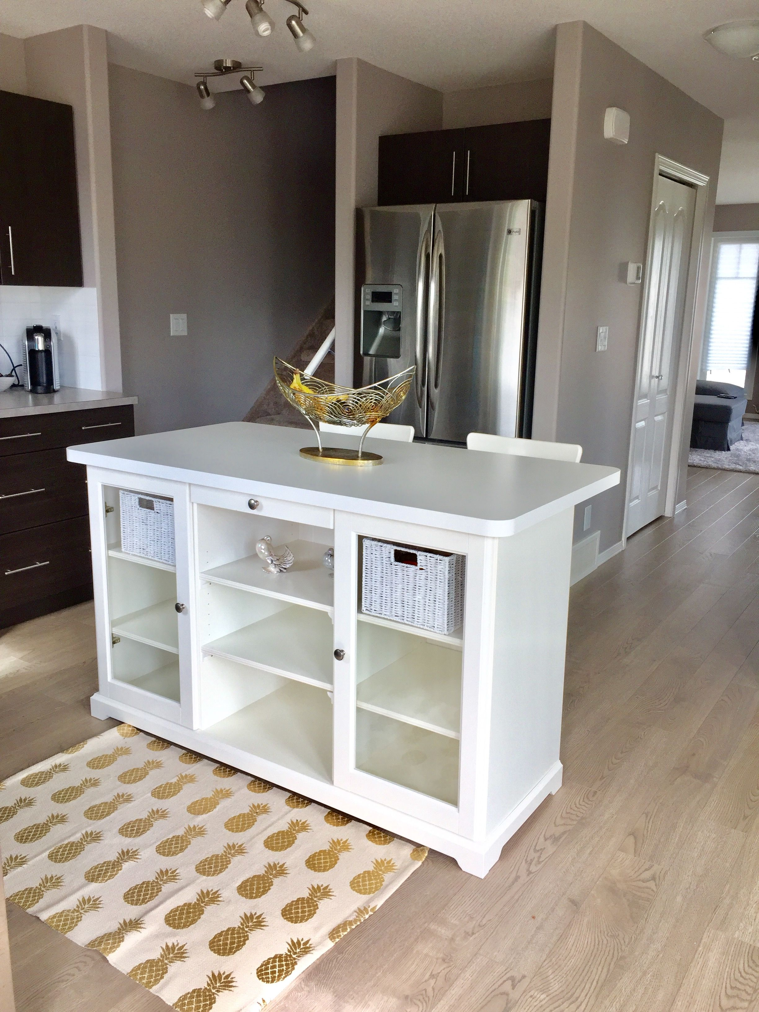 Ikea Liatorp Kitchen Island