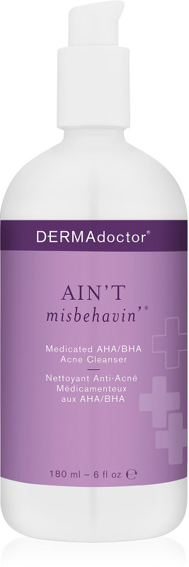 Aint Misbehavin Acne Serum & Cleanser Duo by dermadoctor #15