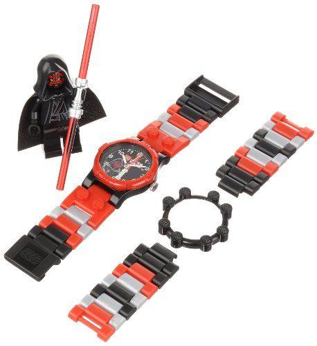 Lego Kids 9002953 Star Wars Darth Maul Watch With Minifigure Lego Http Www Dp B00385wzc0 Ref Cm Sw Star Wars Merch Star Wars Darth Star Wars Kids