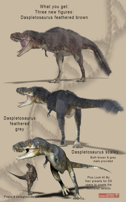 11++ Daspletosaurus size ideas